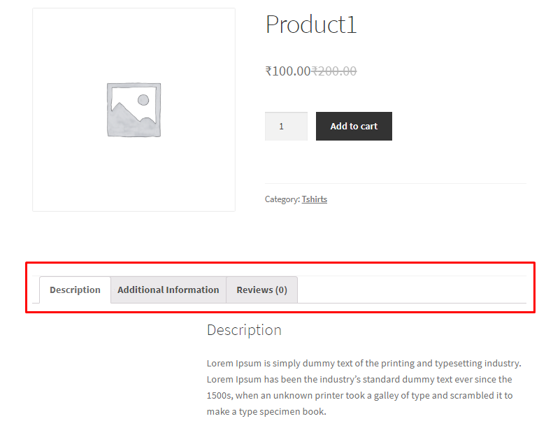441429b062b How to Customize WooCommerce Product Tabs - Experience Wordpress ...